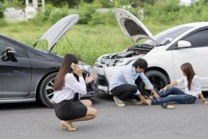 what to do if injured in a car accident