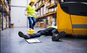 forklift accident compensation sydney